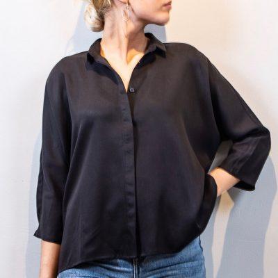 Anna cotton/silk front