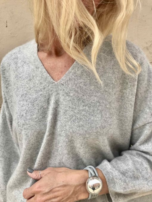 cashmere tröjan