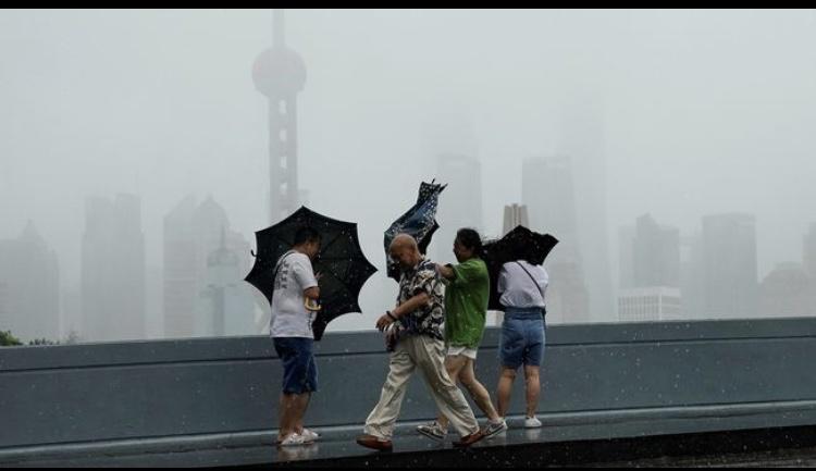 Shanghai i mitt hjärta