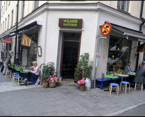 Ny adress för WE TWO, nära kaffebaren Wilmer
