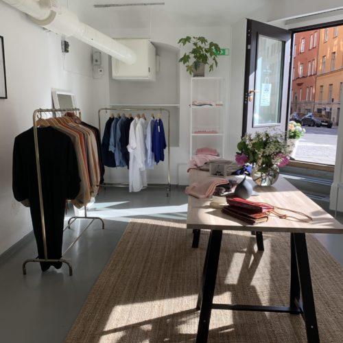 WE TWO butik på Pipersgatan 10