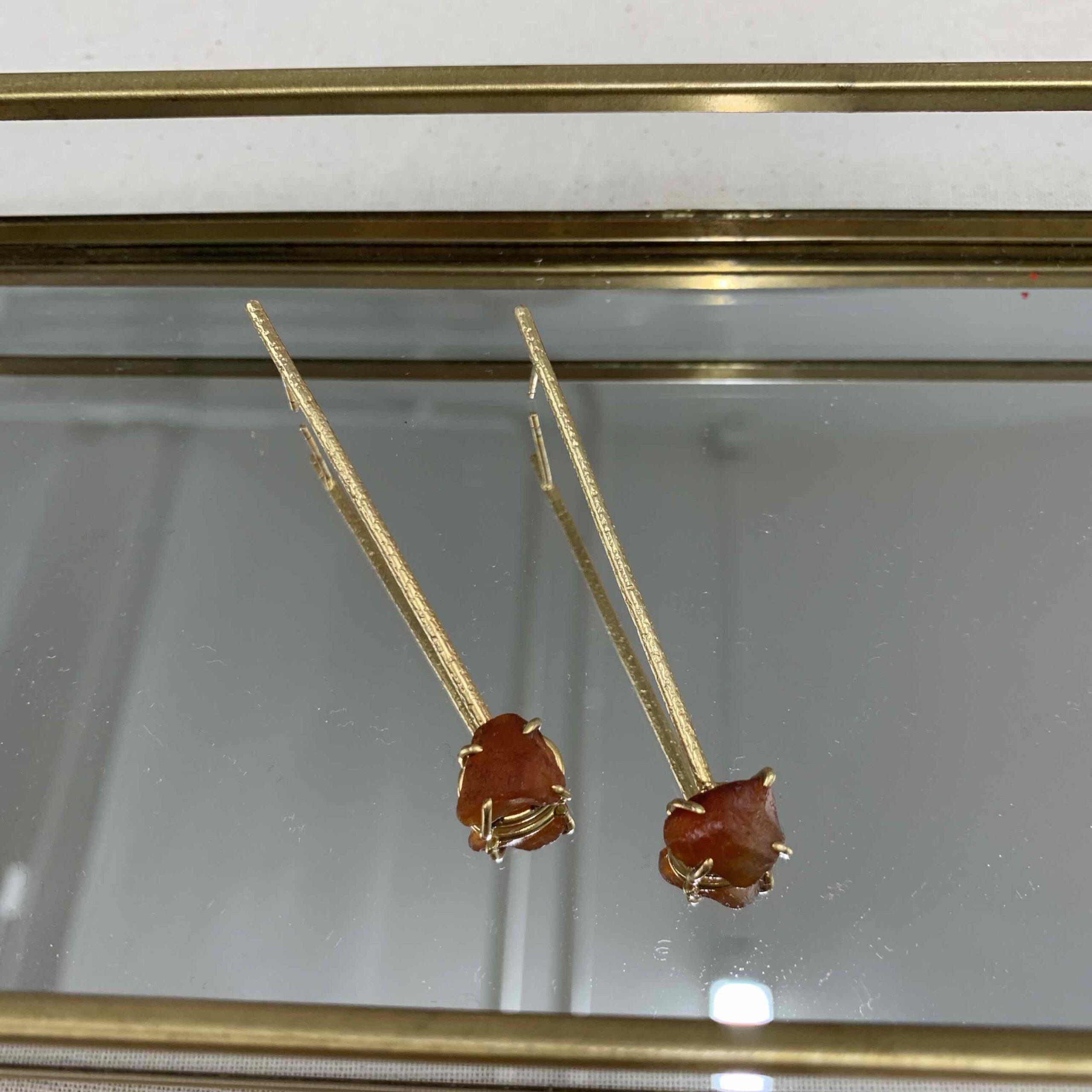 hamrat örhänge med klo