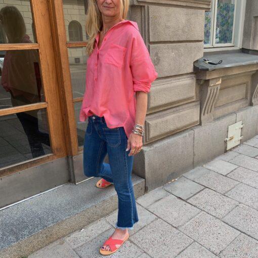 rosa skjorta från we two stockholm