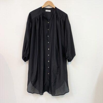 svart skjortklänning Molly